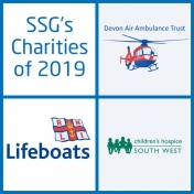 SSG announce annual support for local charities